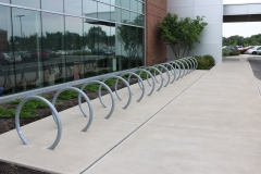 Promedica MOB Bike Rack<br/> Toledo, OH